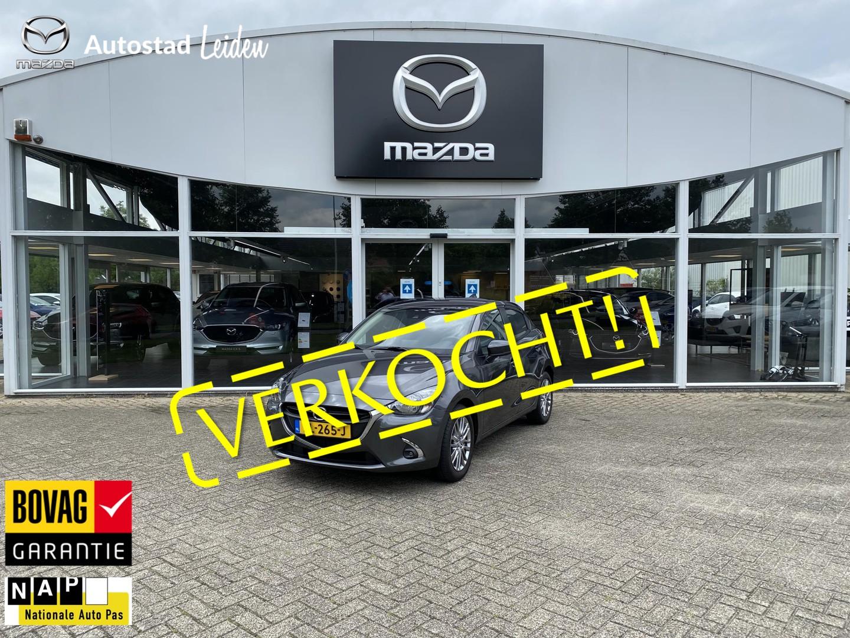 Mazda 2 1.5 skyactiv-g sport selected achteruitrijcamera l navigatie