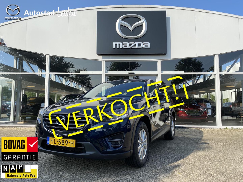 Mazda Cx-5 2.0 skyactiv-g 165 skylease gt 2wd l leer interieur l 4 nieuwe banden l bose audiosysteem