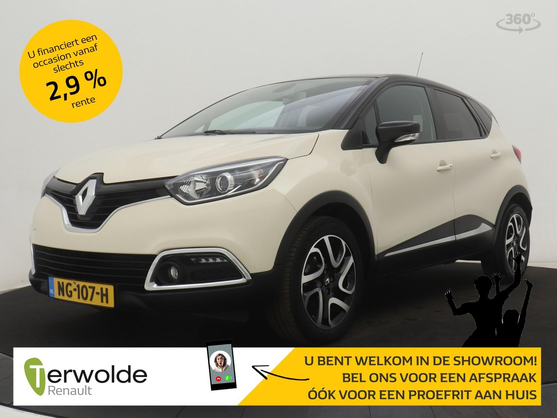 Renault Captur 90pk tce dynamique proefrit aan huis mogelijk!