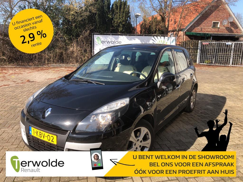 Renault Scénic 2.0 141 pk automaat proefrit aan huis mogelijk!