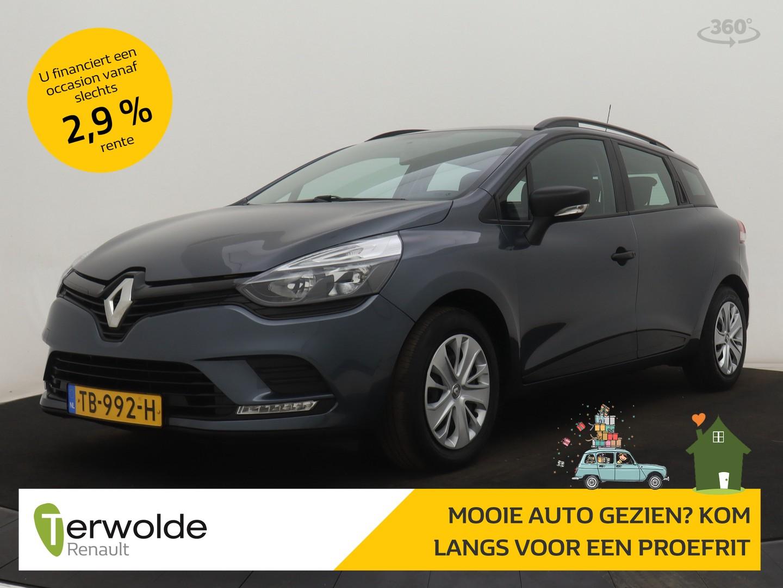 Renault Clio Estate 90 pk tce airco