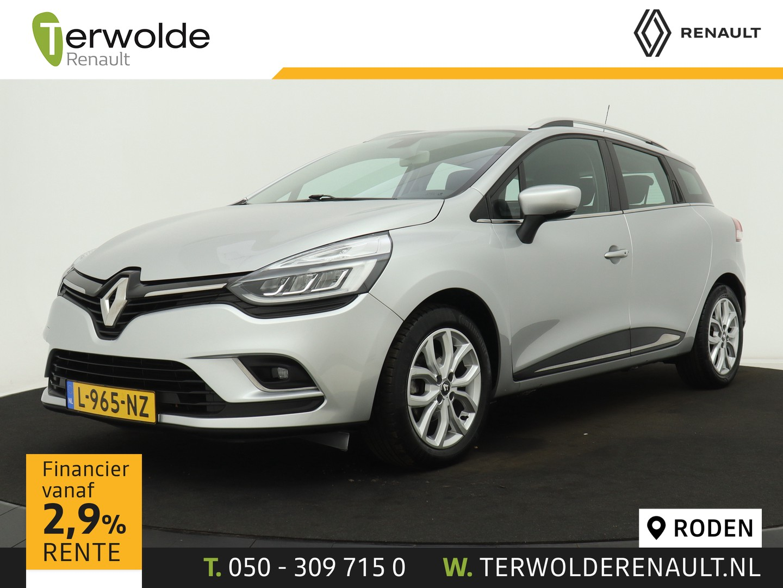 Renault Clio Estate 90pk tce intens