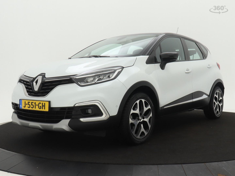Renault Captur 130pk tce intens handgeschakeld!