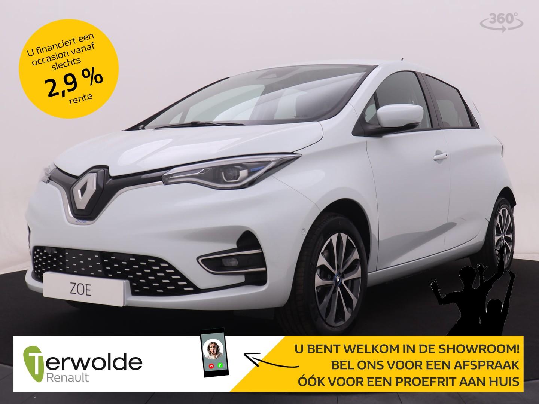Renault Zoe R135 intens 50 accuhuur