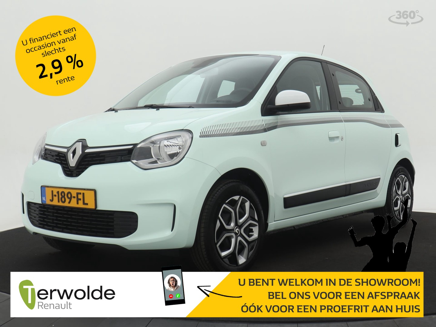 Renault Twingo 1.0 sce collection airco airco