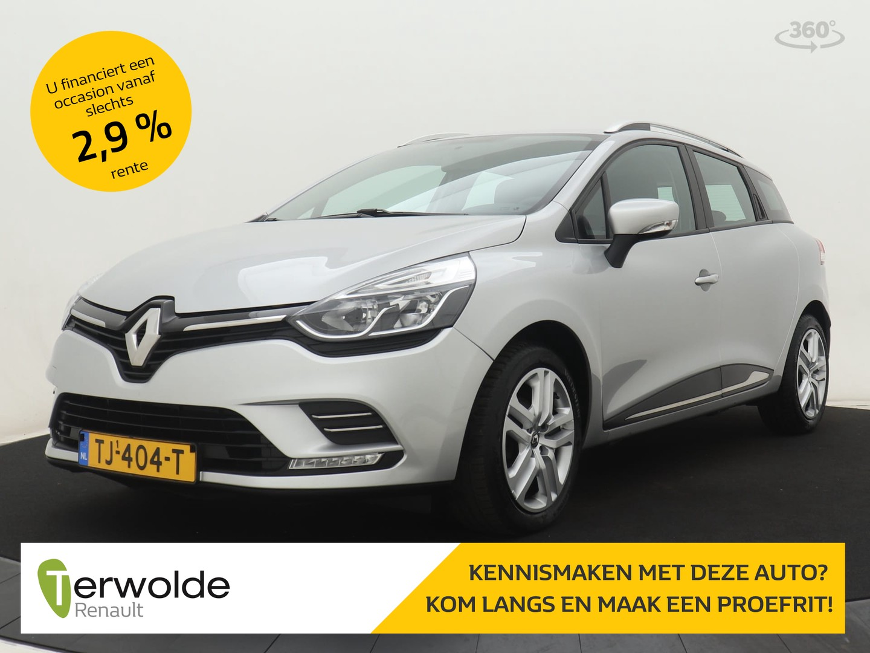 Renault Clio Estate 90pk tce zen