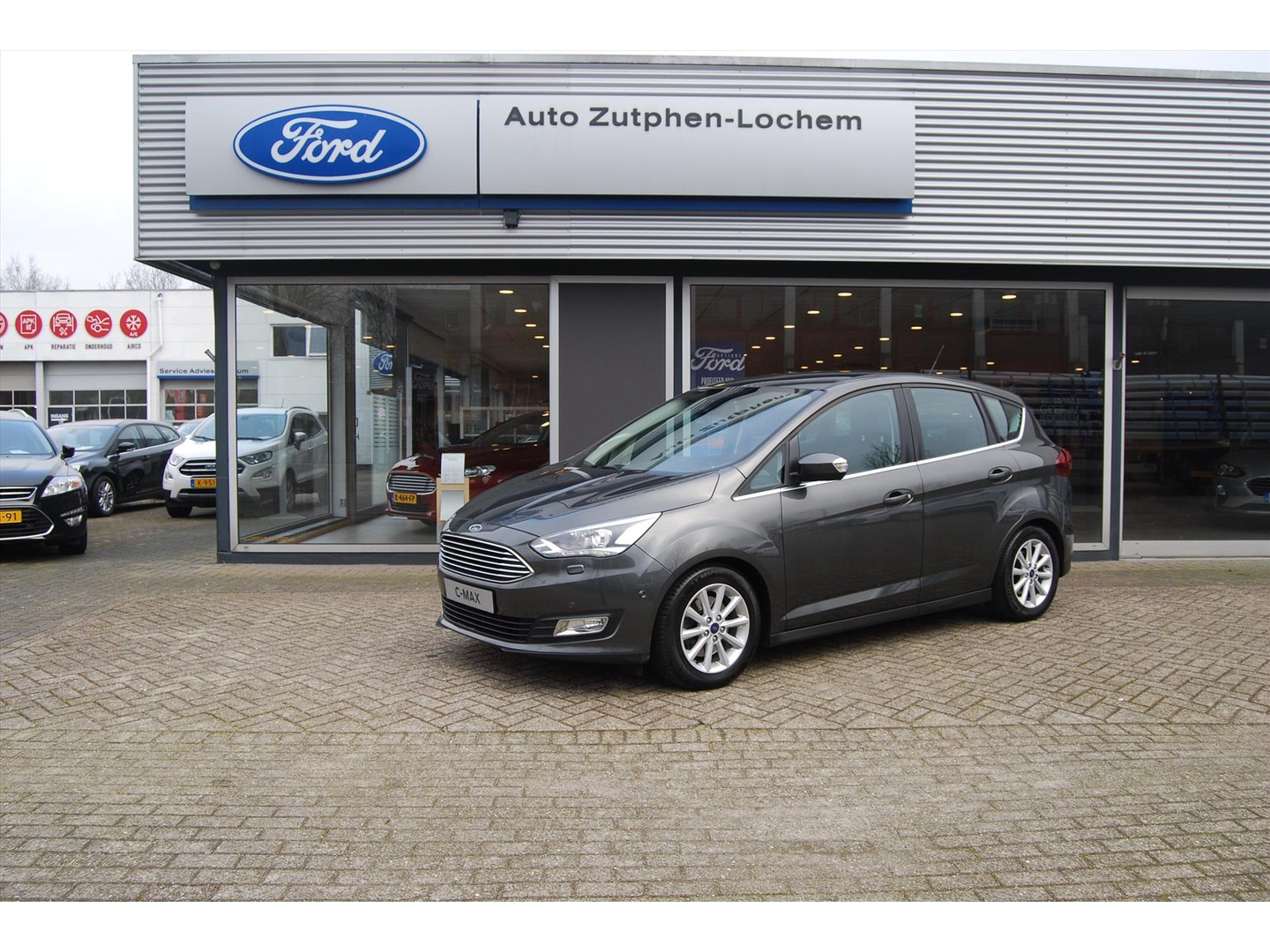 Ford C-max 1.5 ecoboost 150pk automaat