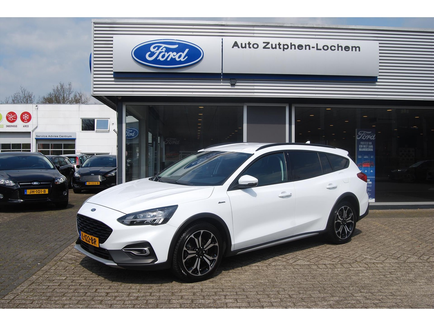 Ford Focus Wagon 1.5 150pk active