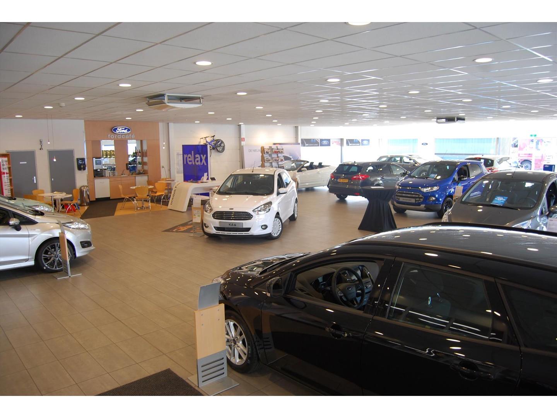 Ford Focus 1.6 ecoboost titanium 150 pk / navi / trekhaak 1500kg / ned.auto / climate