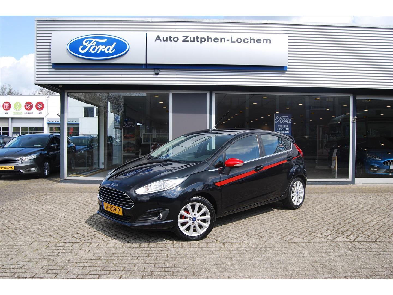 Ford Fiesta 1.0 100pk titanium 5dr navi / cruise control