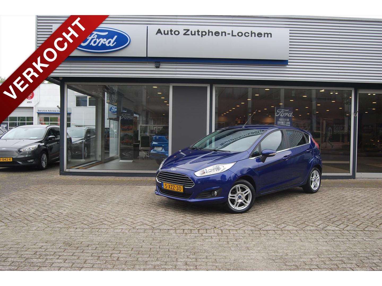 Ford Fiesta 1.0 100pk 5d titanium