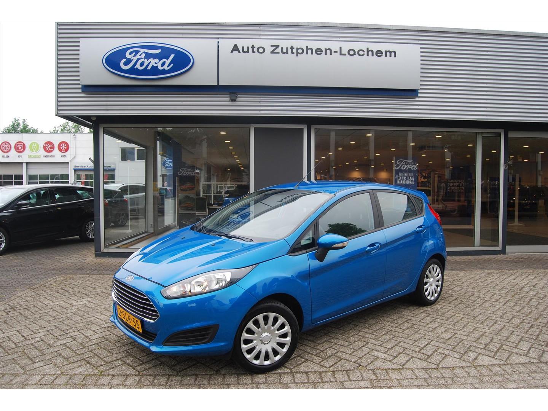 Ford Fiesta 1.0 80pk 5drs
