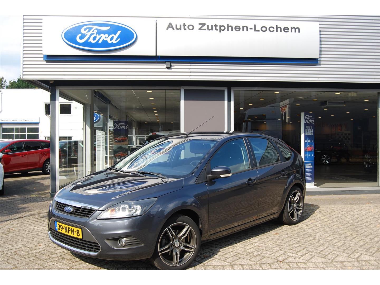 Ford Focus 1.8 125pk titanium 5dr