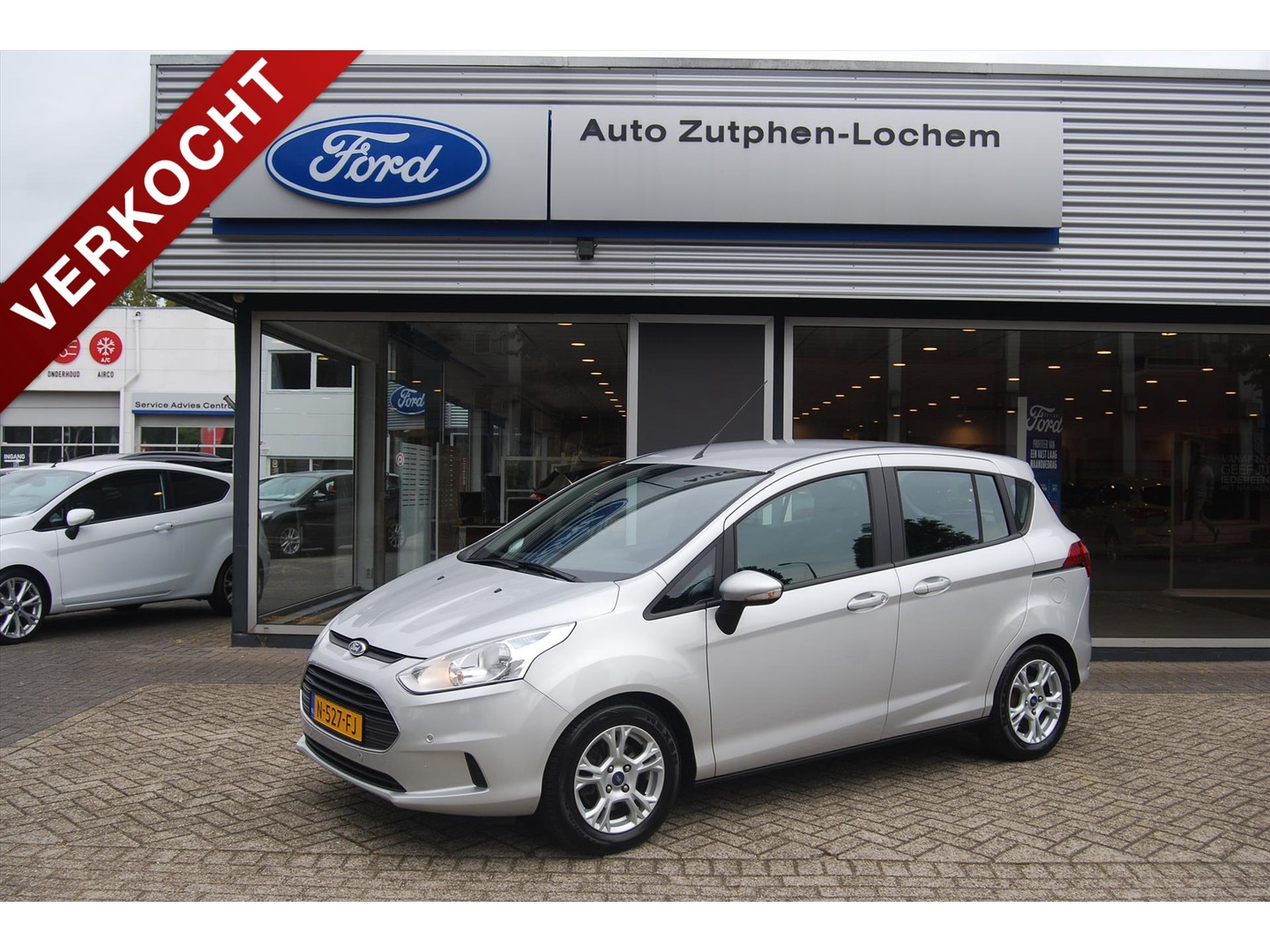 Ford B-max 1.0 ecoboost trend 100pk
