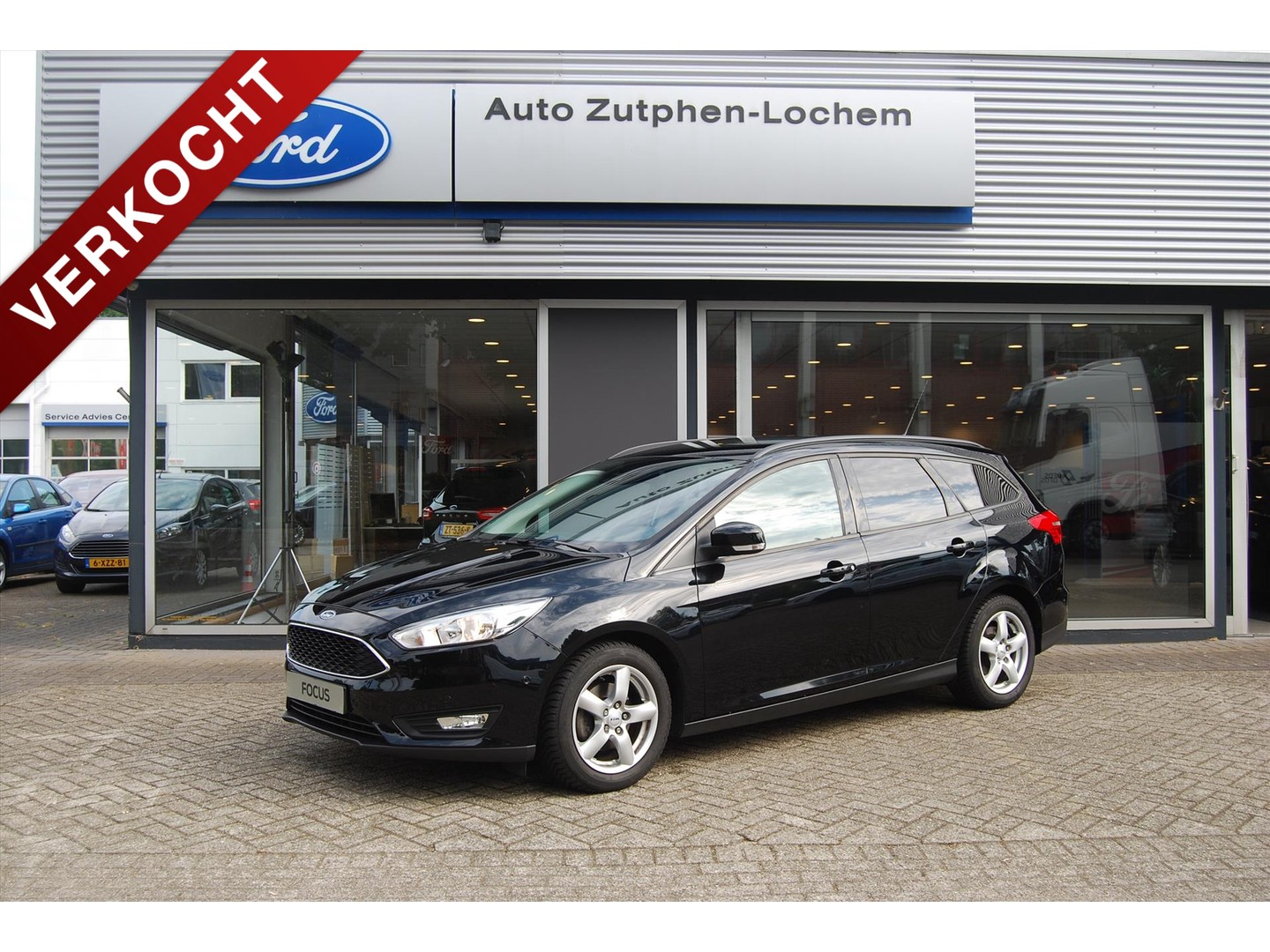 Ford Focus 1.0 ecoboost 125pk wagon automaat
