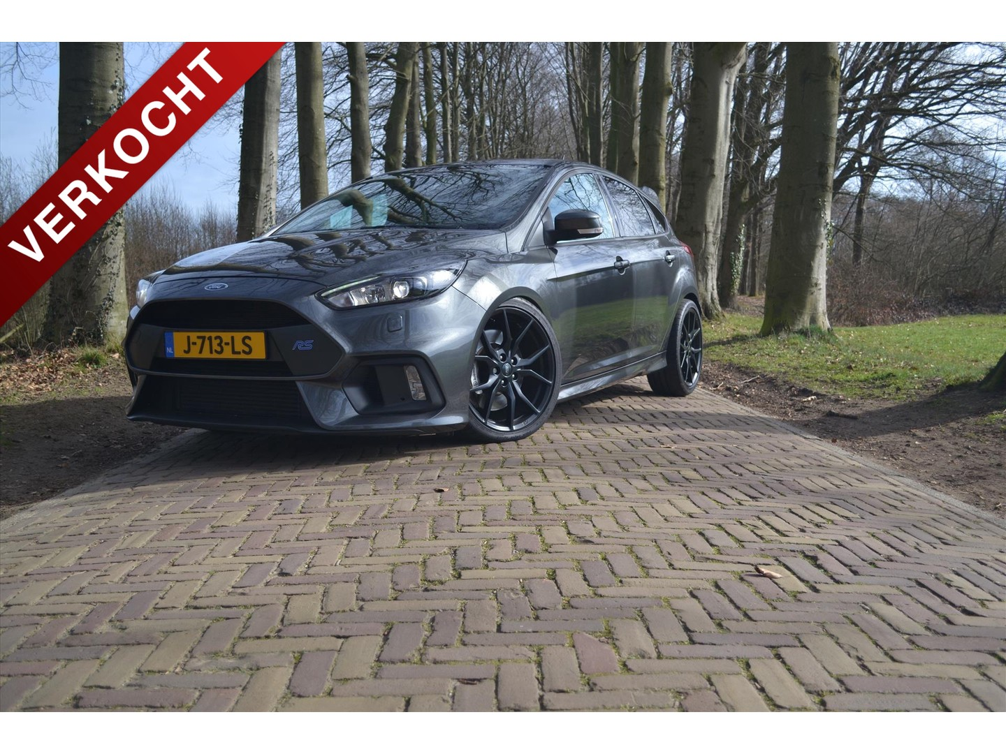 Ford Focus Rs 2.3 ecoboost 350pk full options