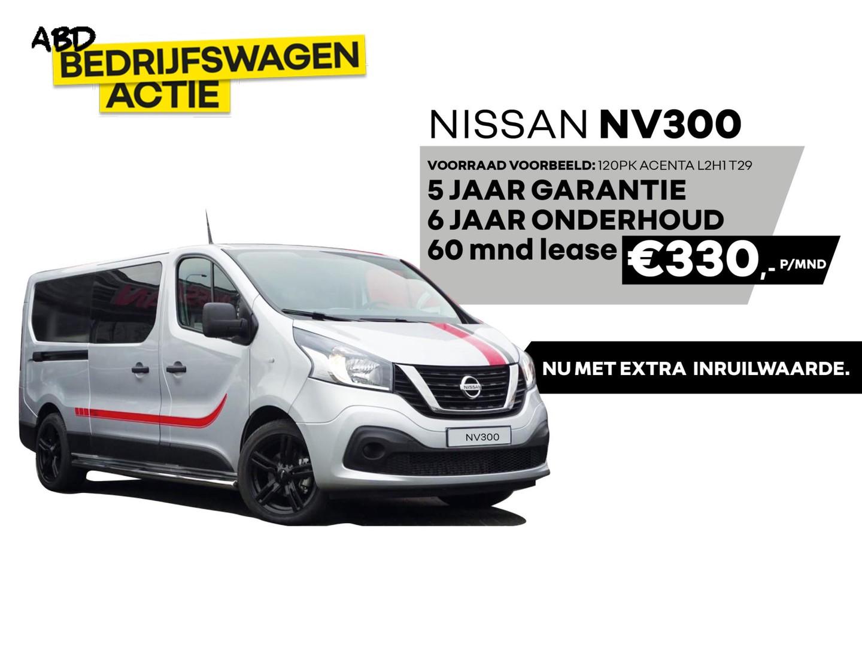 Nissan Nv300 2.0 dci 120 l2h1 acenta