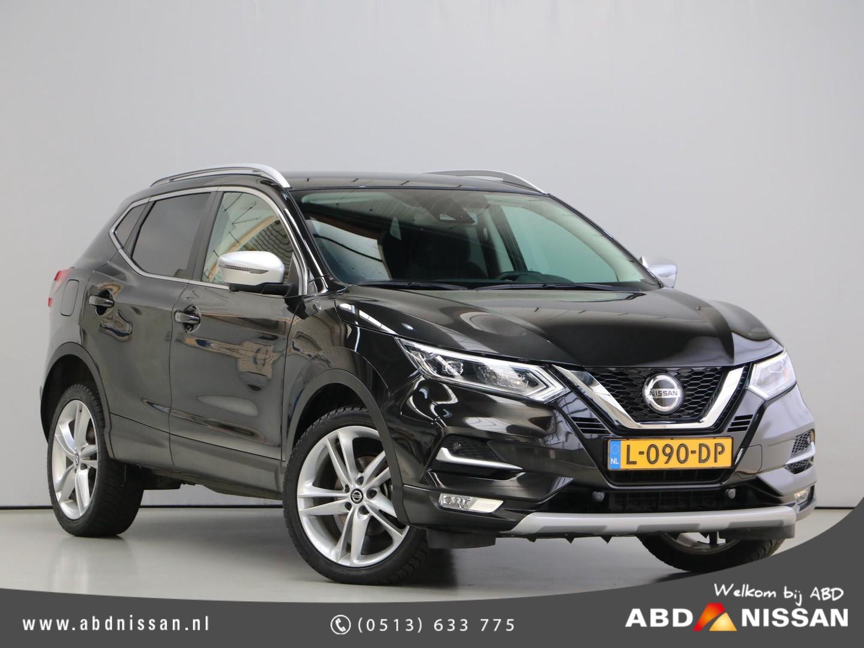 Nissan Qashqai 1.3 dig-t 140pk n-motion