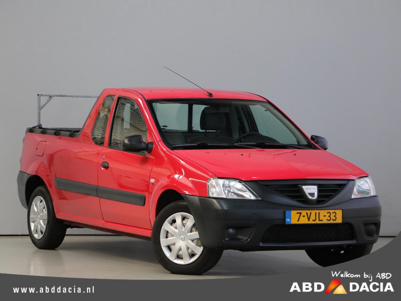 Dacia Logan 1.5 dci pick up