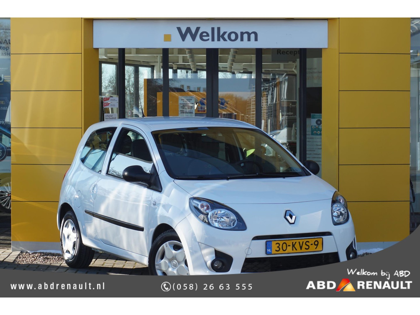 Renault Twingo 1.2-16v 75pk exeption