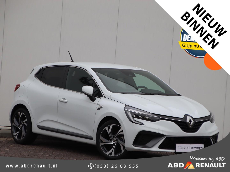Renault Clio 1.0 tce r.s. line demoshow van 24.950 voor 22.950