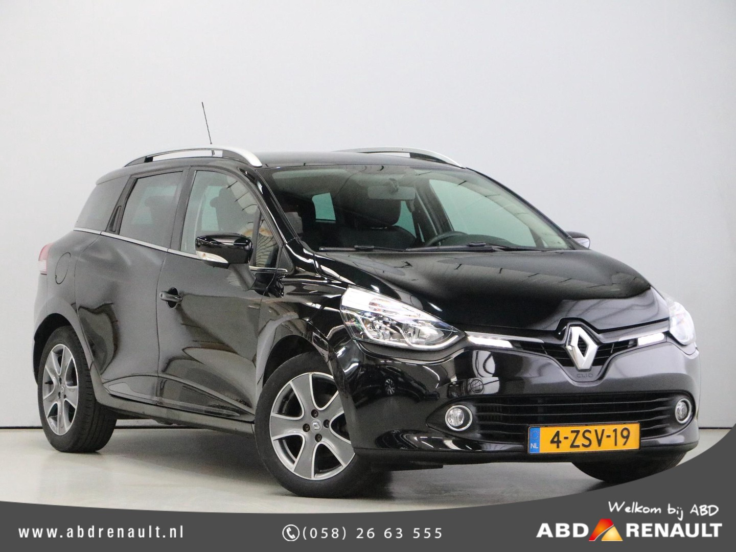 Renault Clio Estate tce 90pk night & day