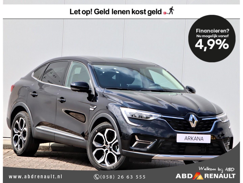 Renault Arkana 1.6 145pk hybrid intens e-tech