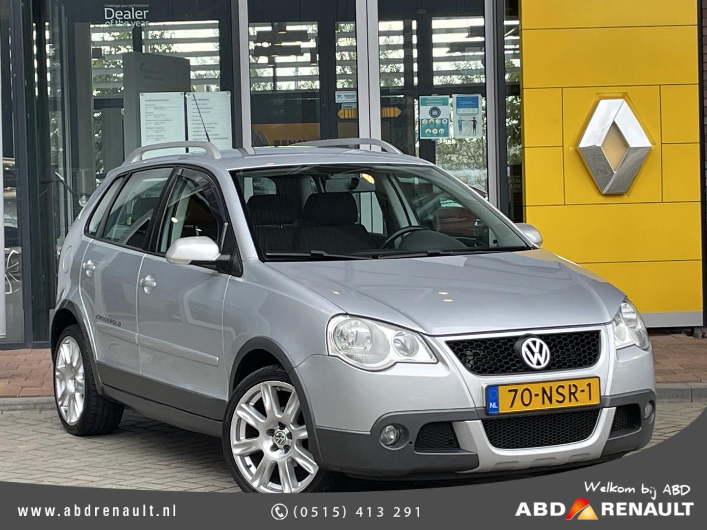 Volkswagen Polo 1.4 16v cross