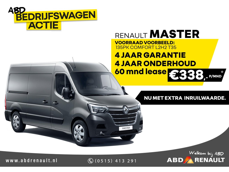Renault Master T35 2.3 dci 135 l2h2