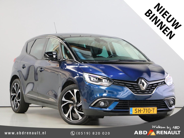 Renault Scénic Tce 140pk edc/aut.7 bose