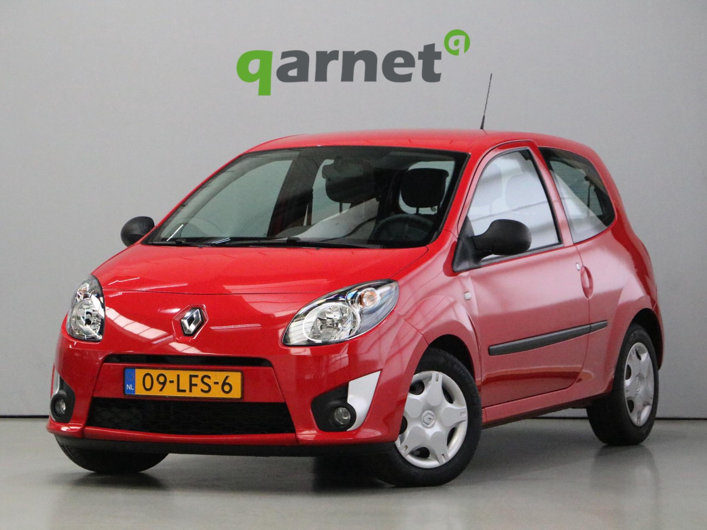 Renault Twingo 1.2-16v 75pk exception