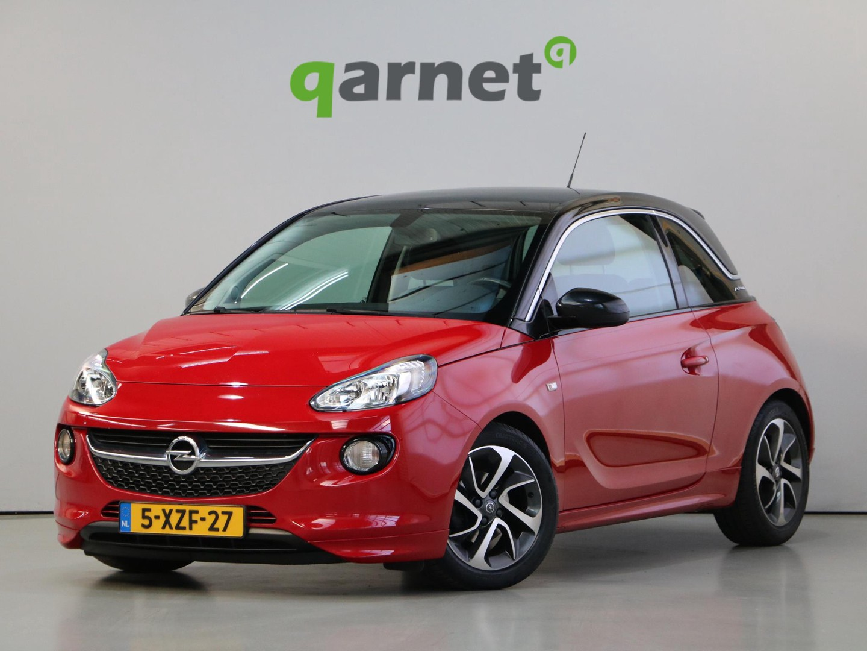 Opel Adam 1.0 turbo slam favourite