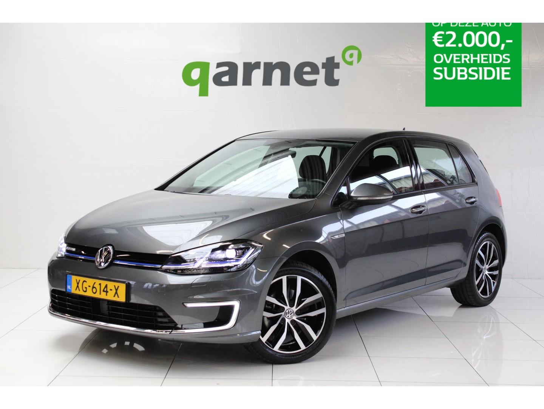 Volkswagen E-golf E-golf