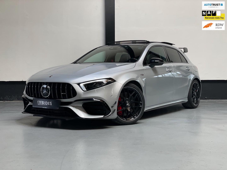 Mercedes-benz A-klasse A45 s amg 4matic+ premium pack