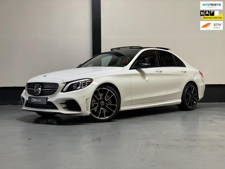 Mercedes-benz C-klasse C 300 premium plus pack