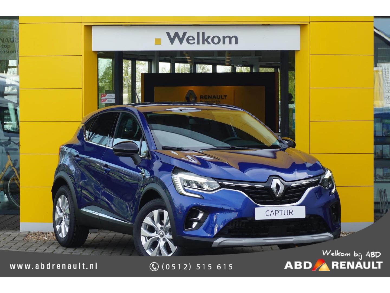 Renault Captur 1.0 tce 100pk intens