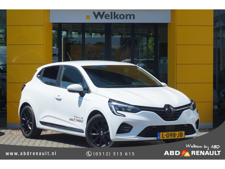 Renault Clio 140pk hybrid intens