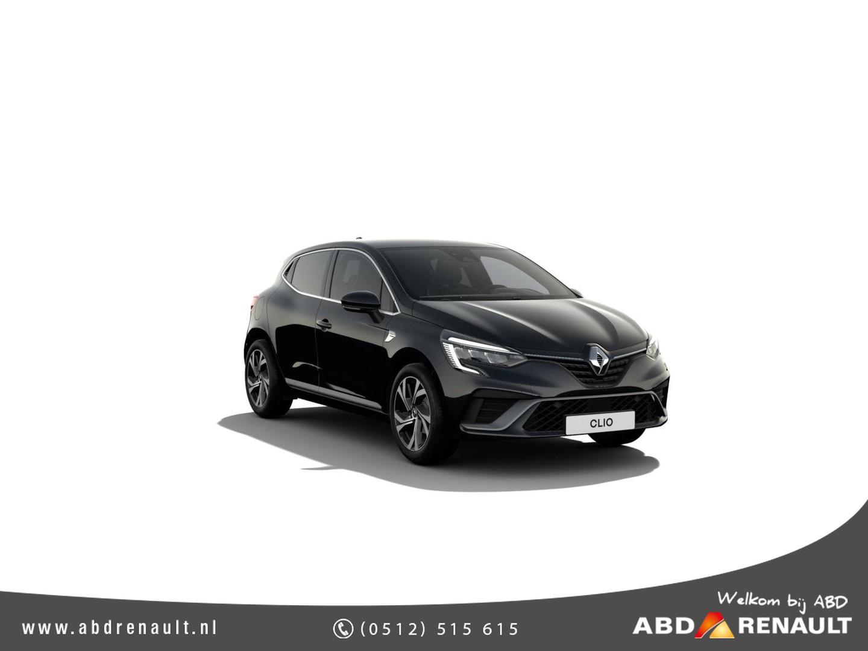 """Renault Clio Initiale paris easy link multimedia- en navigatiesysteem met 9,3"""" touchscreen"""