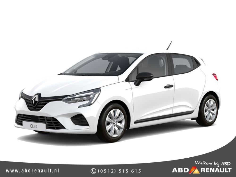 Renault Clio Tce 90pk life private lease prijs