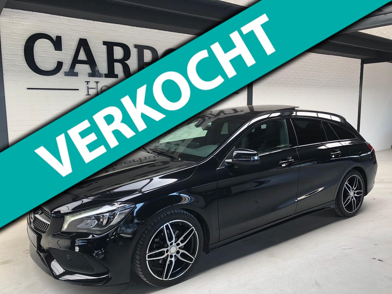 Mercedes-benz Cla-klasse Shooting brake 2017 200 ambition facelift amg*night*camera*sfeer*pano*18 multispaaks*elek achterklep*vol