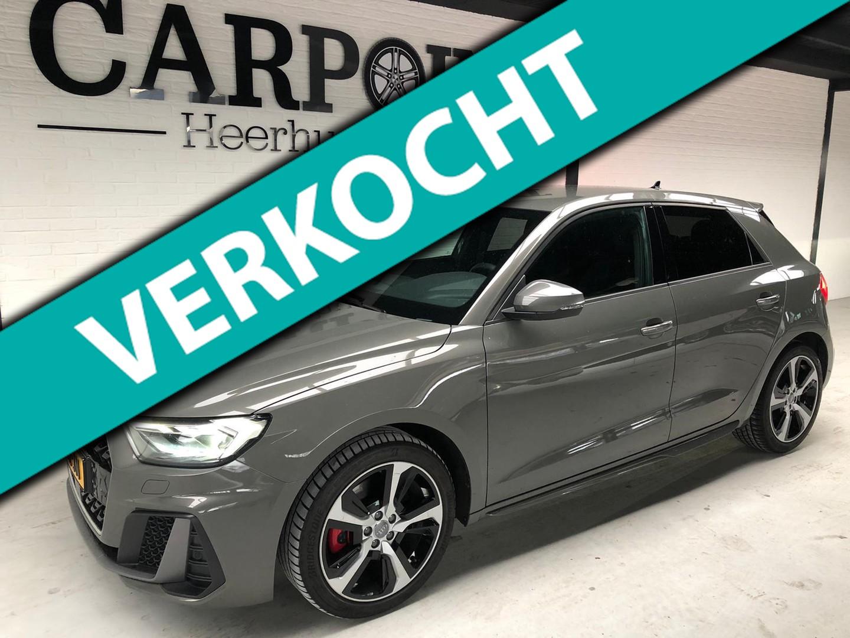 Audi A1 Sportback 40 tfsi s line pro line s 2019 automaat*virtual*line assist*vol opties