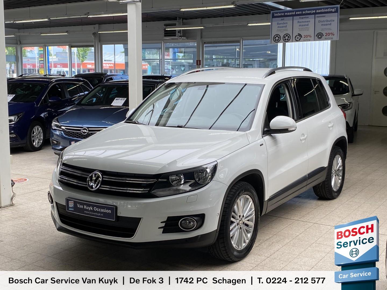 Volkswagen Tiguan 1.4 tsi easyline 122 pk cup / navi / climate-control / stoelverwarming / park-assist / pdc / lmv 17' /