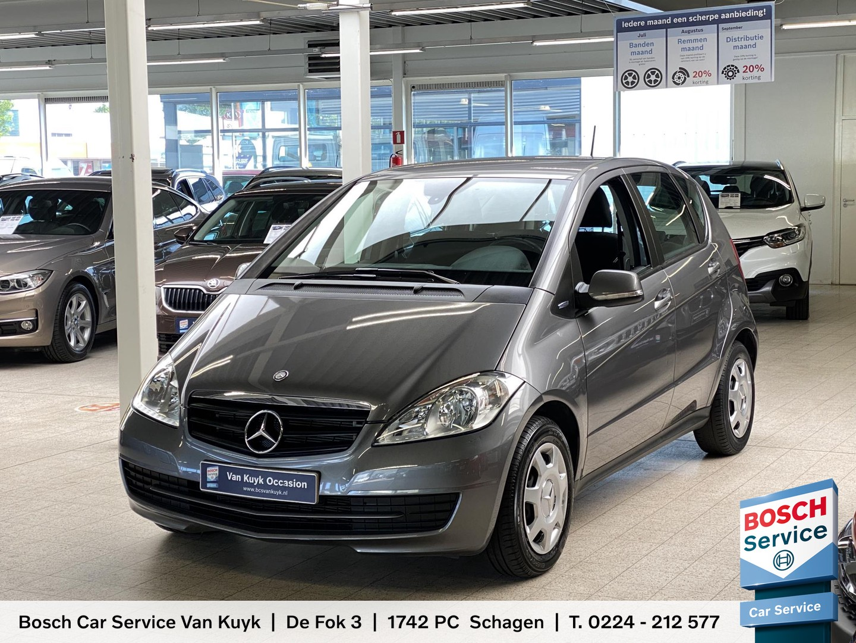 Mercedes-benz A-klasse 160 blueefficiency business class 5 deurs / radio-bluetooth / airco / multifunctioneel stuurwiel / elktr pakket / enz.