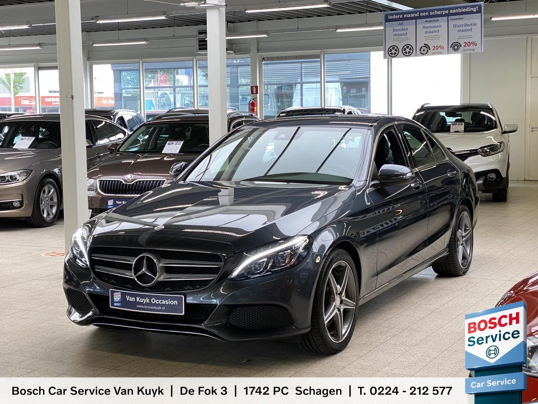 Mercedes-benz C-klasse 350 e lease edition prijs ex btw / avantgarde / 95.000 km / automaat / luchtvering / half-leder / camera / navi / led / stoelverwarming / pdc / lmv 18' / enz.