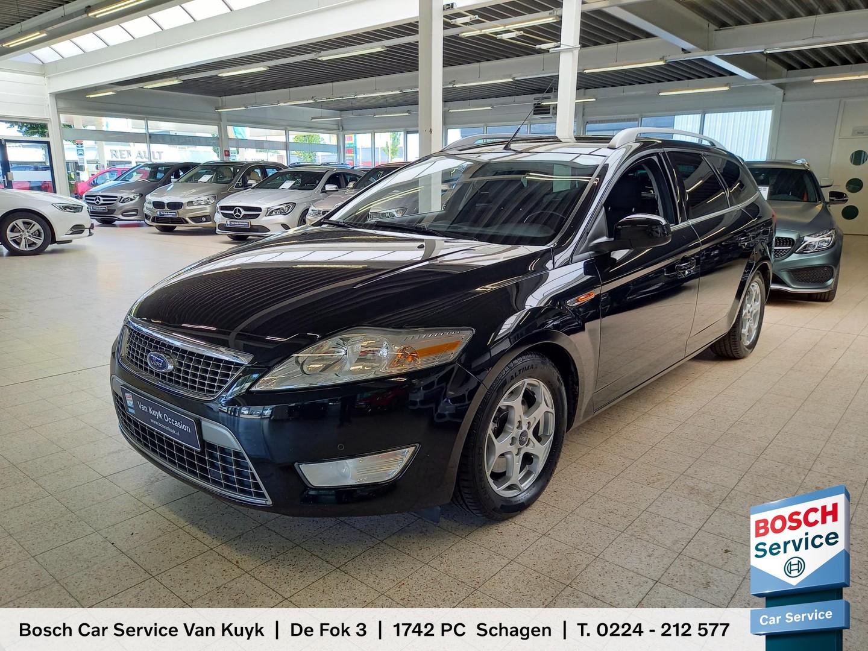 Ford Mondeo wagon 2.0-16v limited / navi / stuurwiel-multifunctioneel / climate-control / elktr-pakket / lmv 16' / enz.