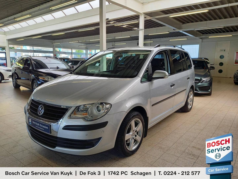 Volkswagen Touran 1.4 tsi optive / 84.000 km ! / radio-navigatie / climate-control / elktr-pakket / trekhaak / lmv 16' / pdc / nieuwstaat ! / enz.