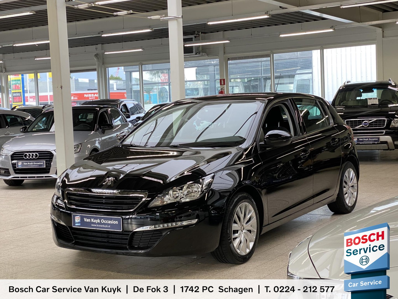 Peugeot 308 1.2 puretech blue lease / radio-bluetooth / navi / cruise-control / climate-control / suurwiel-multifunctioneel / elktr-pakket / enz.
