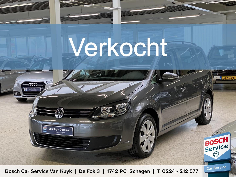 Volkswagen Touran 1.4 tsi comfortline / 89.000 km / radio-bluetooth / navi / camera / elktr-pakket / climate-control / cruise-control / trekhaak / enz.