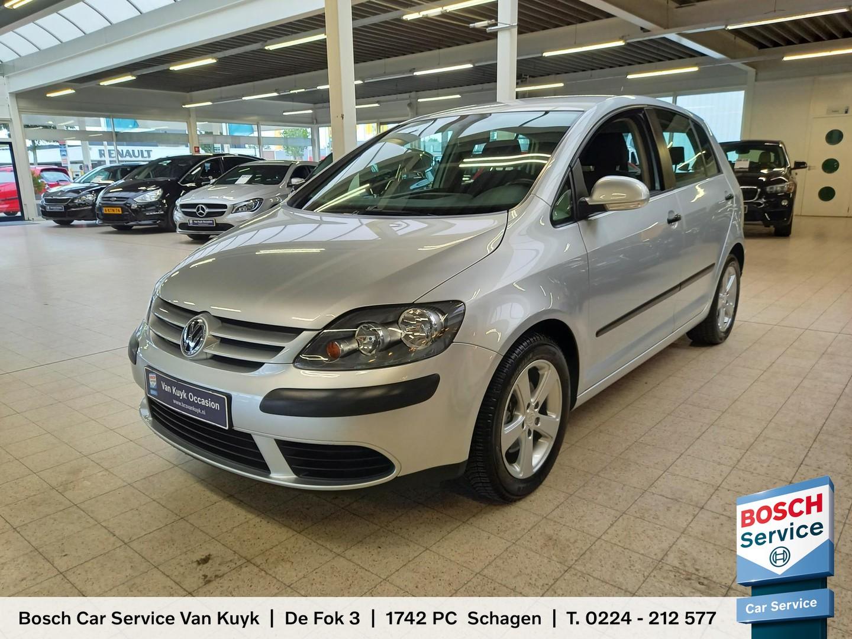 Volkswagen Golf plus 1.6 fsi turijn / 95.000 km !! / lmv / cruise / audio / enz.