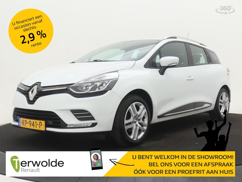 Renault Clio Estate 90 pk tce zen